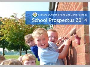 School Prospectus for St Mary's Junior School Academy
